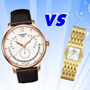 zegarki męskie i damskie